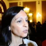 """Graciela Galíndez: """"Primero somos escribanos y después de Gobierno"""""""