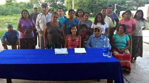 Se avanza en el reconocimiento territorial de los pueblos originarios