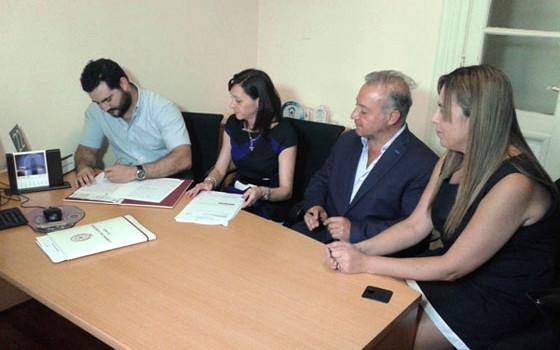 Ex Pereyra Rozas: Inició la firma de escrituras y entrega de créditos