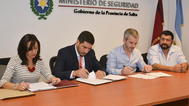 Salta avanza en el desarrollo de un Estado Inteligente con seguridad ciudadana de última generación