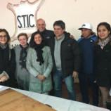 Entrega de escrituras en Rosario de Lerma
