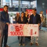 Con más de 33 mil facturas ingresadas se realizó el tercer sorteo de Ticketon