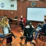 La Escribana de Gobierno dio una charla en el Colegio de Escribanos