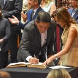 La Escribana de Gobierno certificó los juramentos de los secretarios y subsecretarios del Poder Ejecutivo