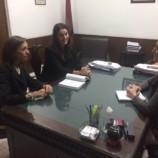 Reunión de Escribania de Gobierno y Subsecretaria de Registro del Estado Civil y Personas Jurídicas