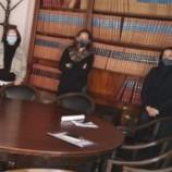 La Escribanía de Gobierno visitó el Archivo Histórico de la Provincia de Salta