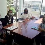 La Escribanía de Gobierno se reunió con representantes de ARMSA